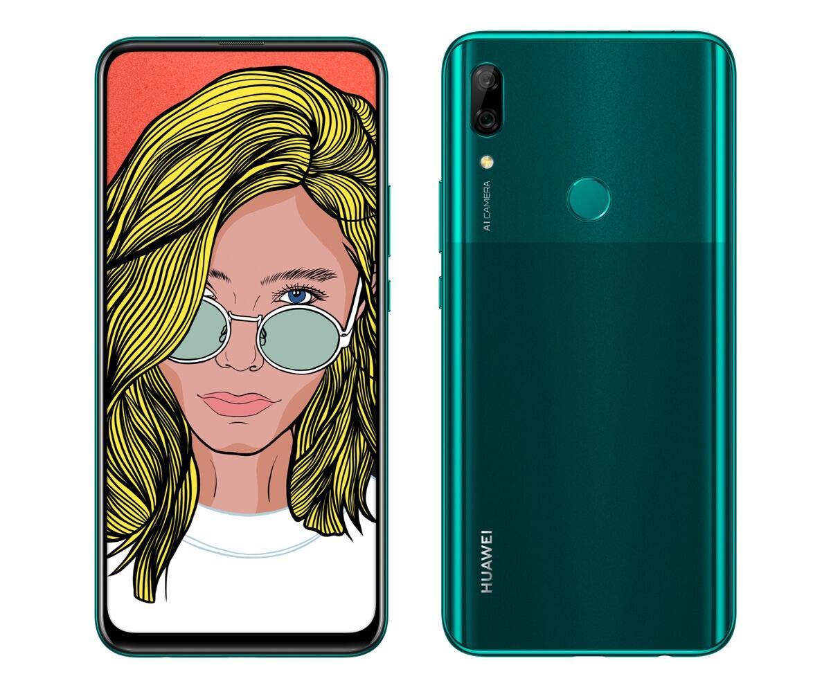 Huawei P Smart Z Emerald Green