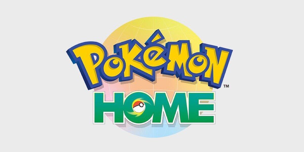 Pokemon Home Header
