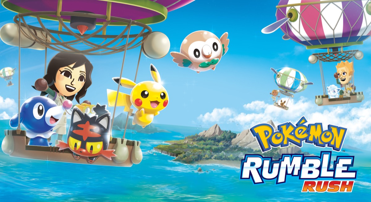 Pokemon Ruble Rush