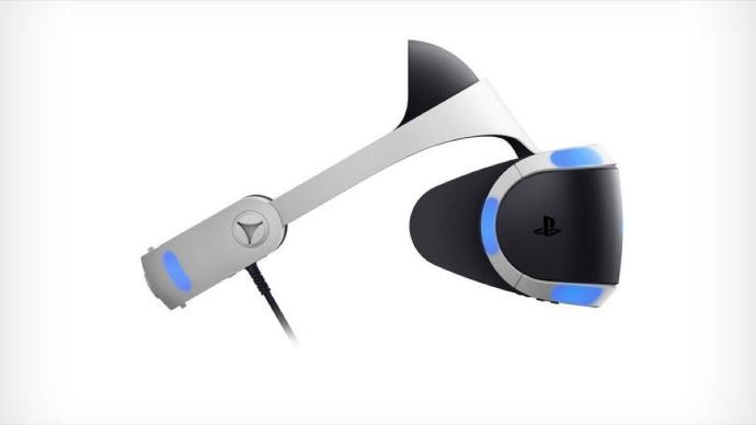 Sony Psvr Headset