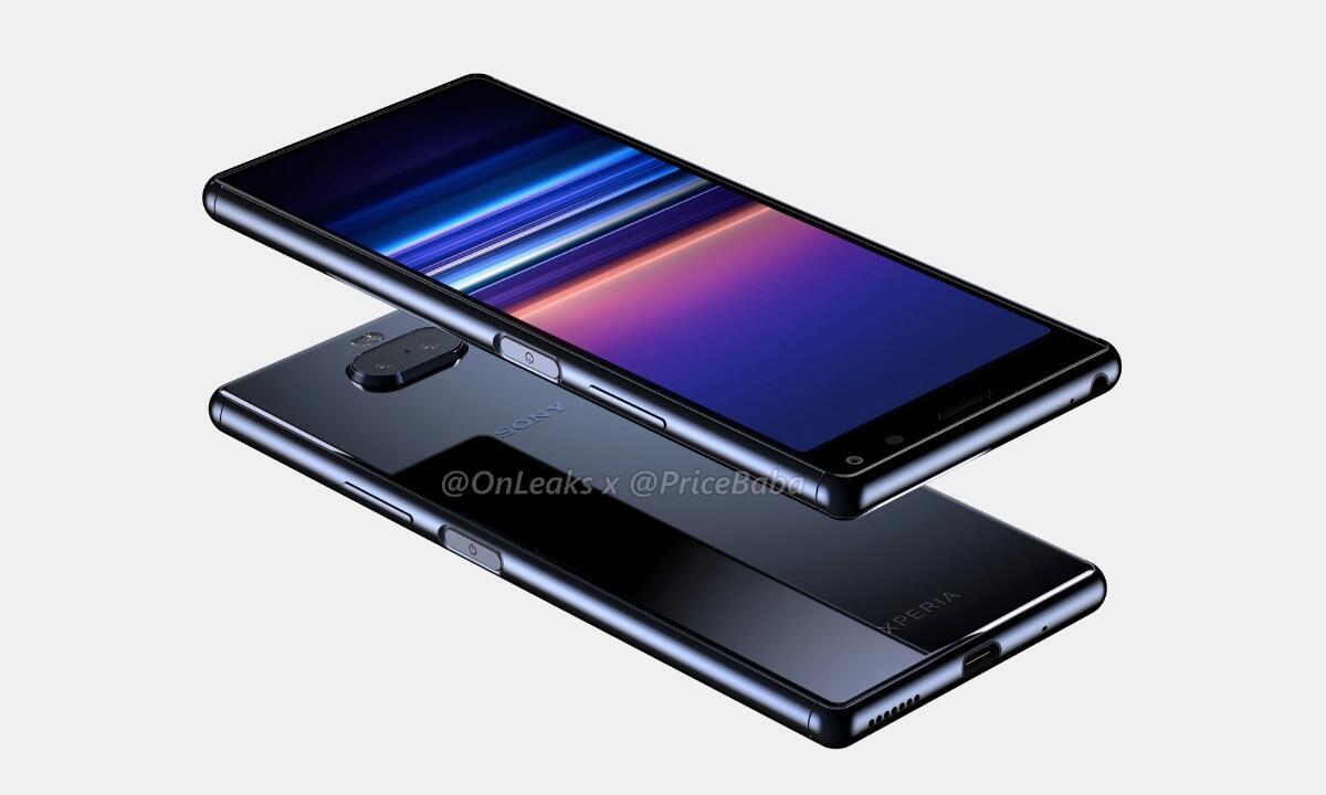 Sony Xperia 20 Leak Header