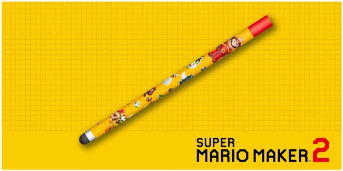 Super Mario Maker Touchpen