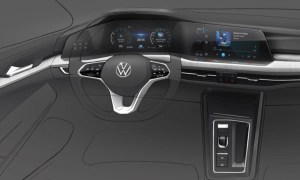 Vw Golf 8 Interieur
