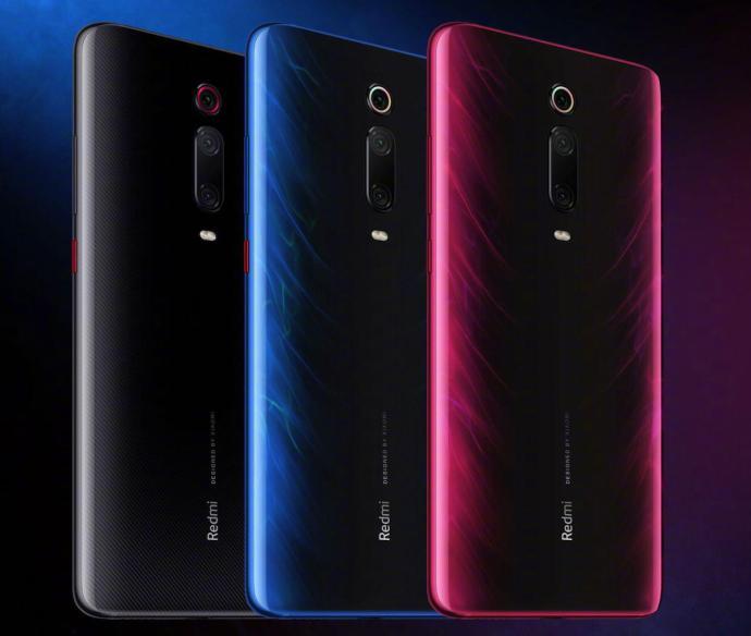 Xiaomi Redmi K20 Farben