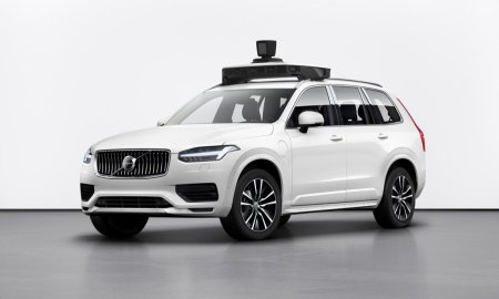 254701 Volvo Cars And Uber Present Production Vehicle Ready For Self Driving
