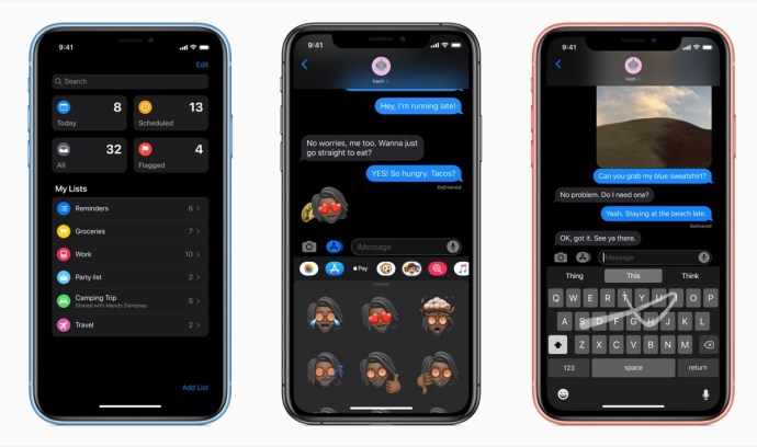 Apple Ios 13 Preview