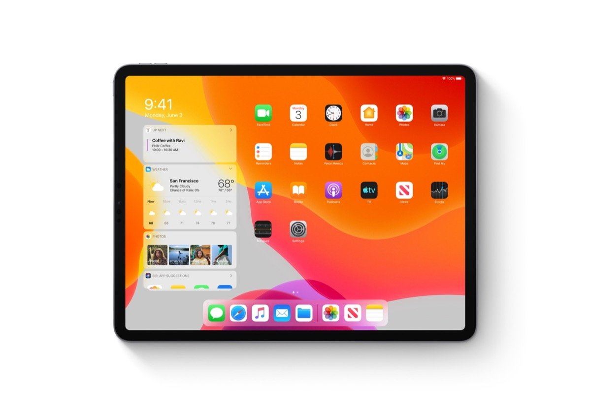 Apple Ipados Header
