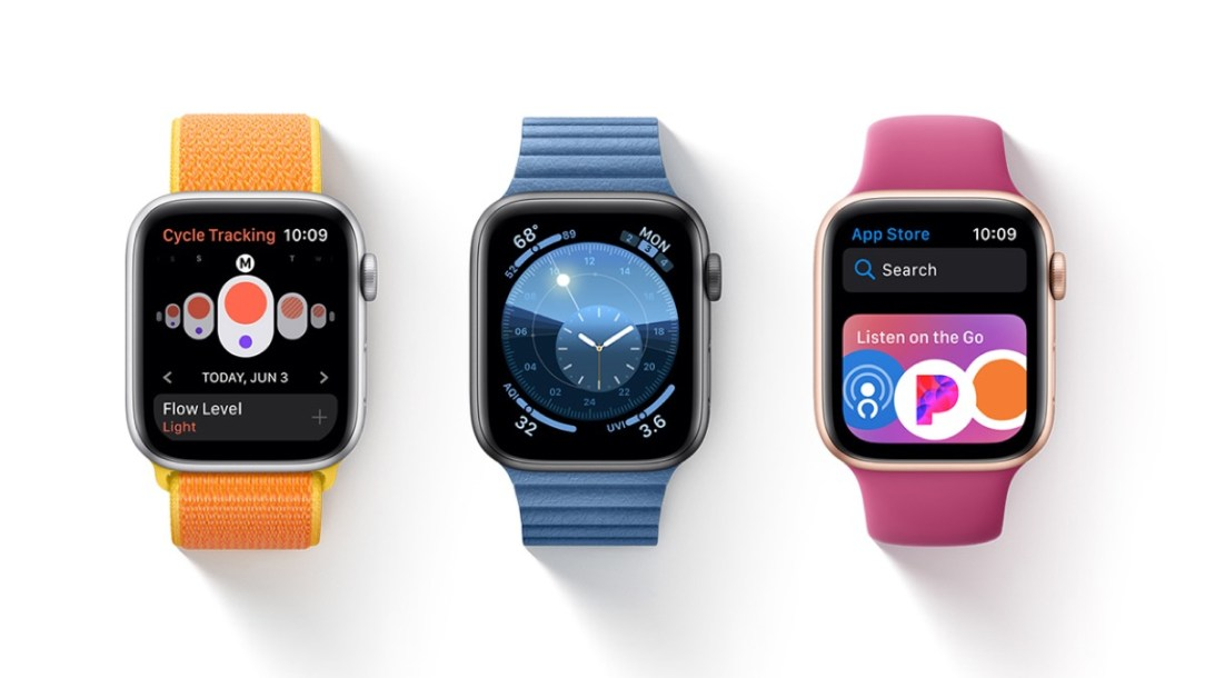 Apple Watchos 6 Header