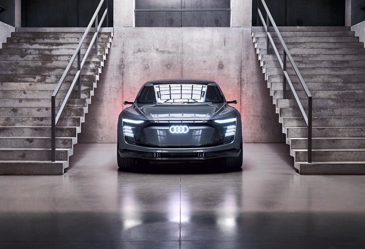 Audi E Tron Sportback Header