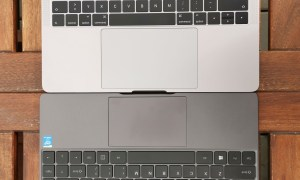 Chuwi Aerobook Vs Macbook Pro Tastatur Touchpad