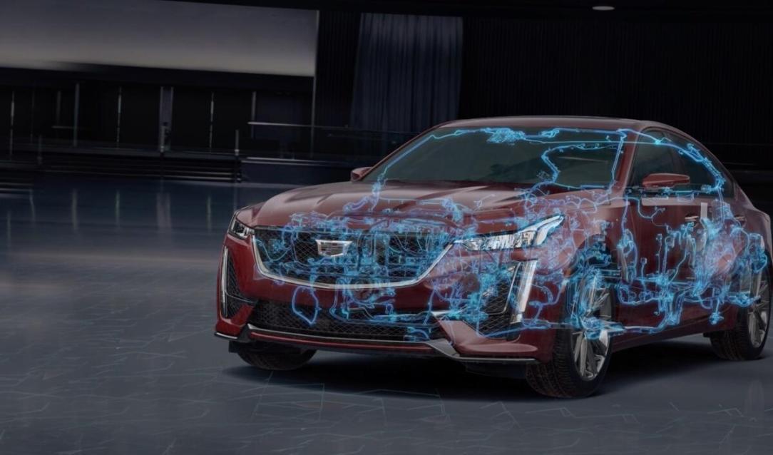 General Motors Chevrolet Elektro Header