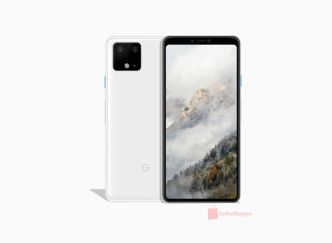 Google Pixel 4 Render Design Final