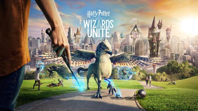 Harry Potter Wizards Unite