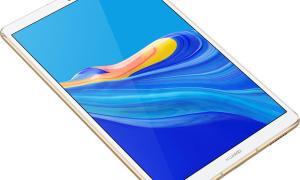 Huawei Mediapad M6 84