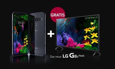 Lg G8s Smart Tv Aktion
