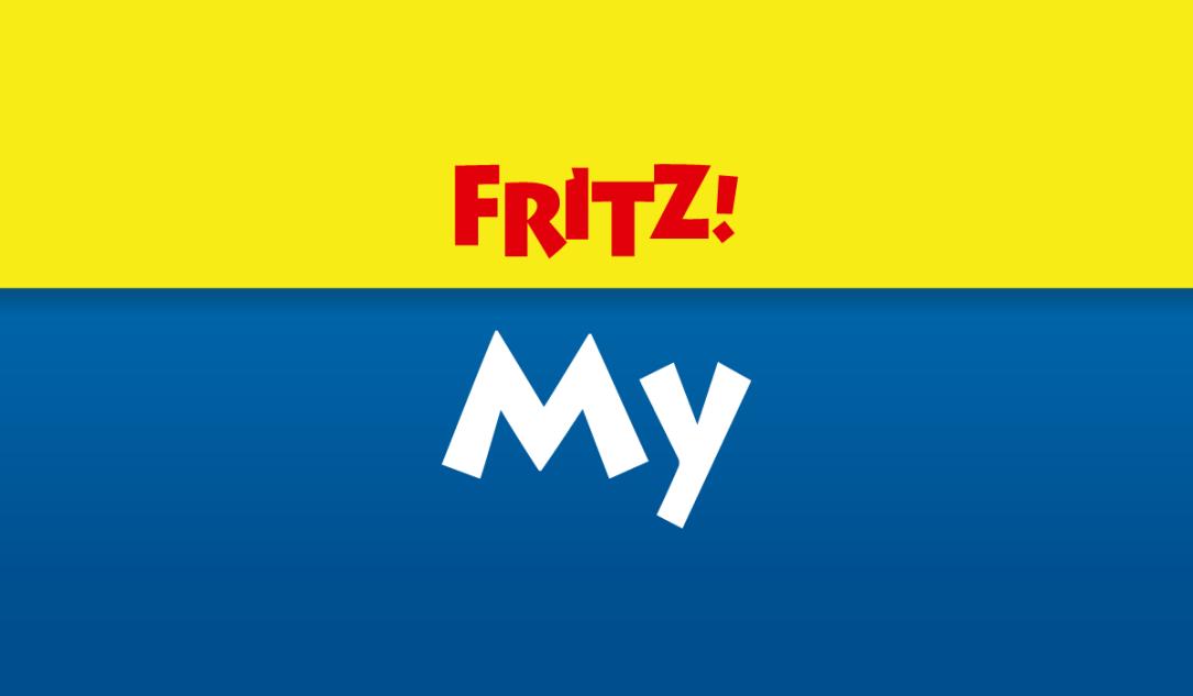 Myfritz App Header