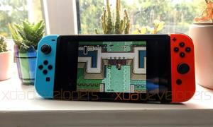 Nintendo Switch Android Port Zelda