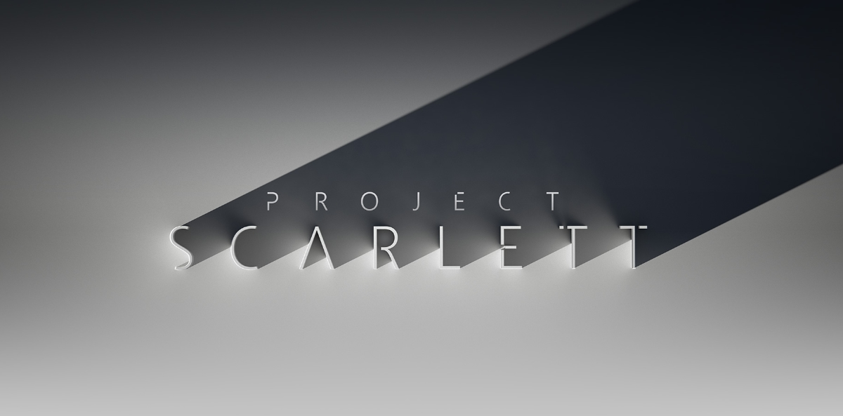 Project Scarlett Xbox Header