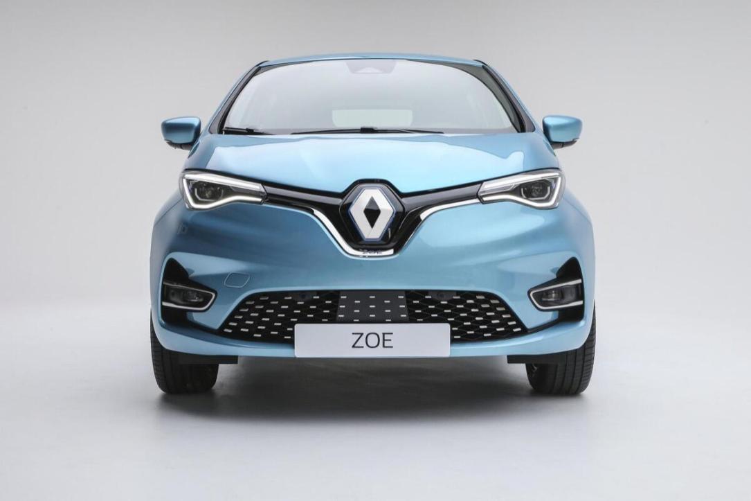 Renault Zoe 2020 Header