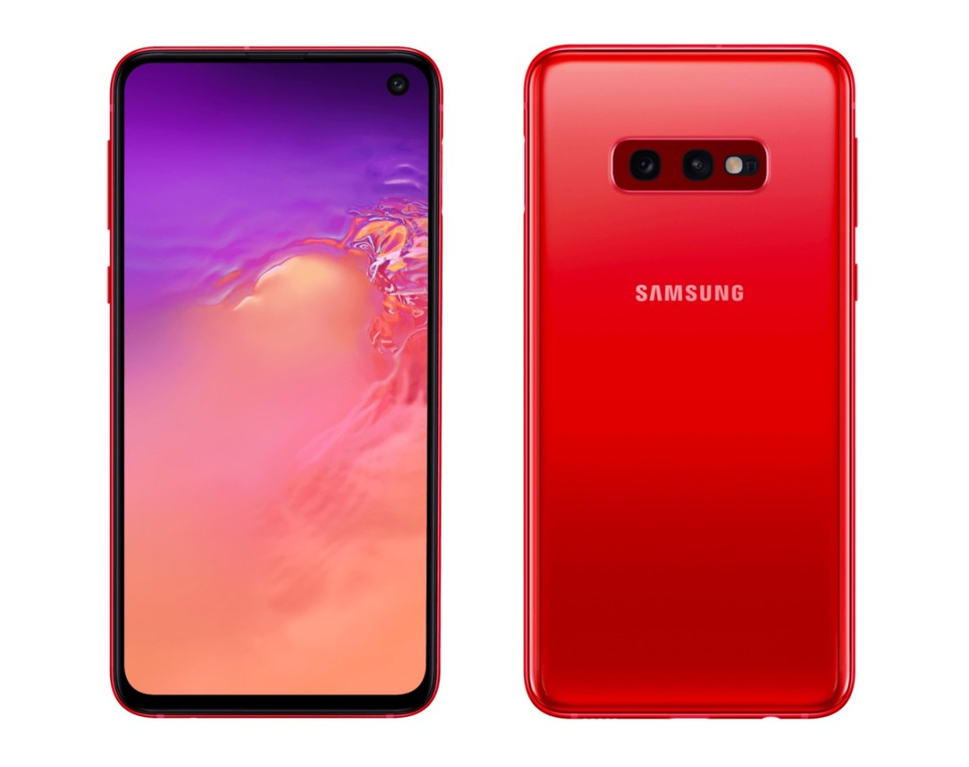 Samsung Galaxy S10e Rot