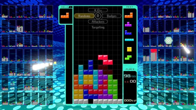 Tetris 99 Switch