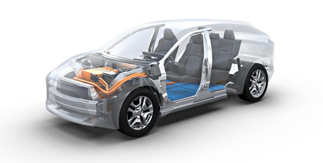 Toyota Subaru Elektro