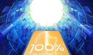 Vivo Flashcharge 120 Watt Poster