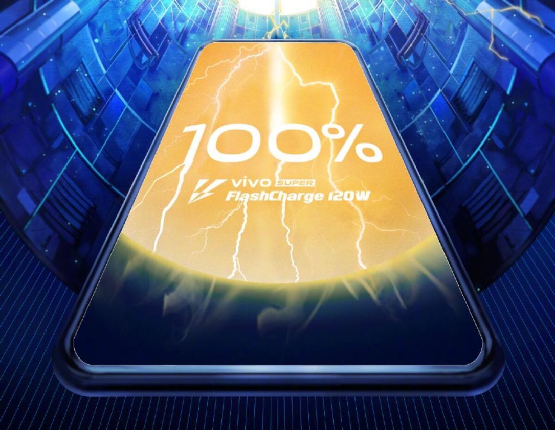 Vivo Flashcharge 120 Watt