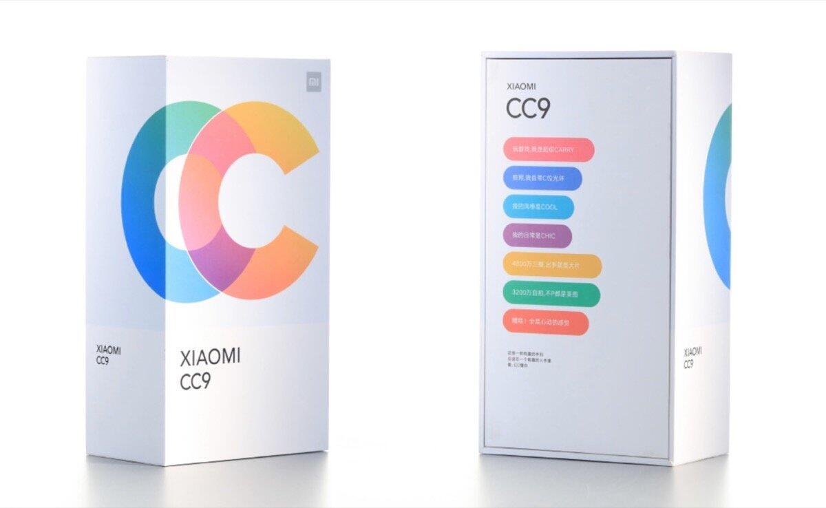 Xiaomi Cc9 Box