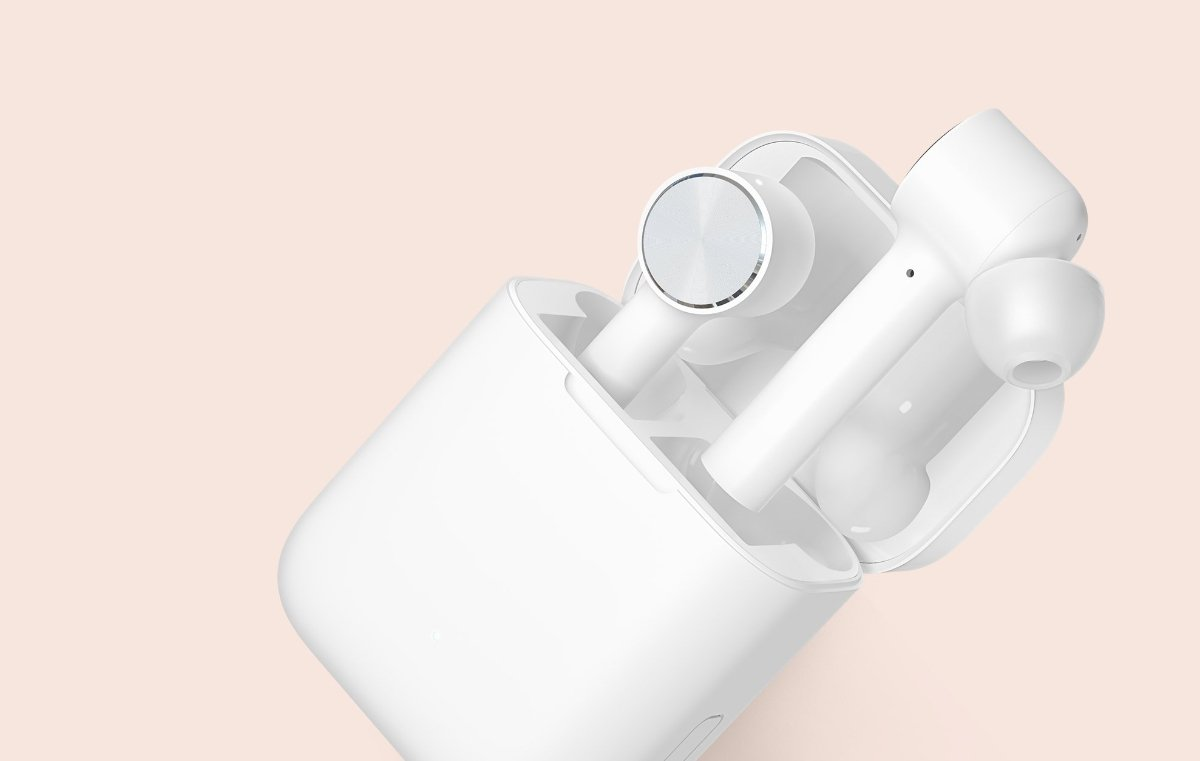 Xiaomi Mi True Wireless Earphones Header