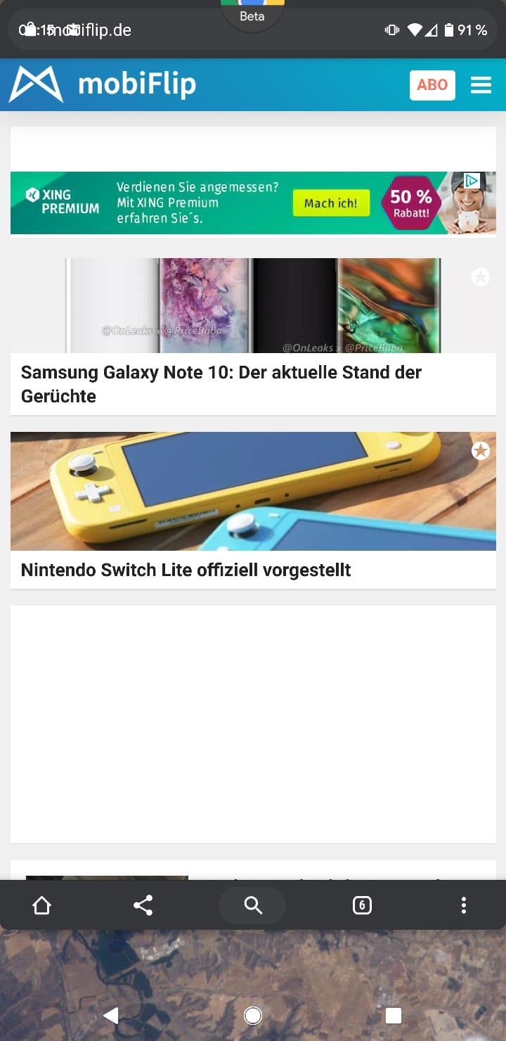Android Q Beta 5 Fails