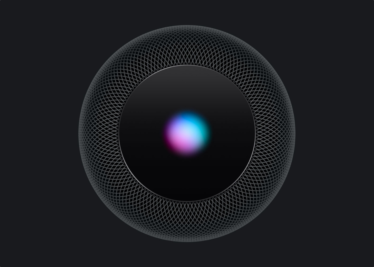 Apple Siri Homepod Header