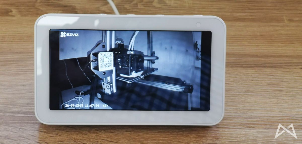Echo Show 5 Skill Webcam Ezviz