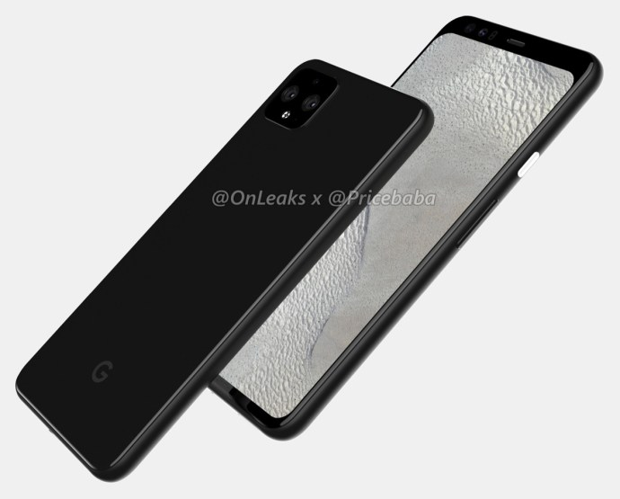 Google Pixel 4 Xl Render2
