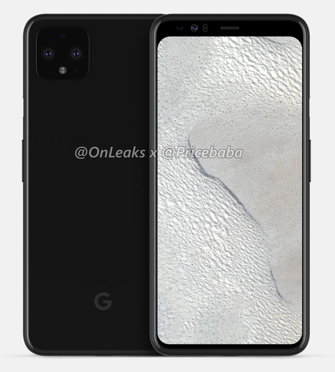 Google Pixel 4 Xl Render4