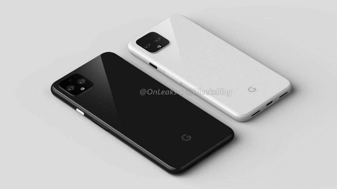 Google Pixel 4 Xl Vergleich Back