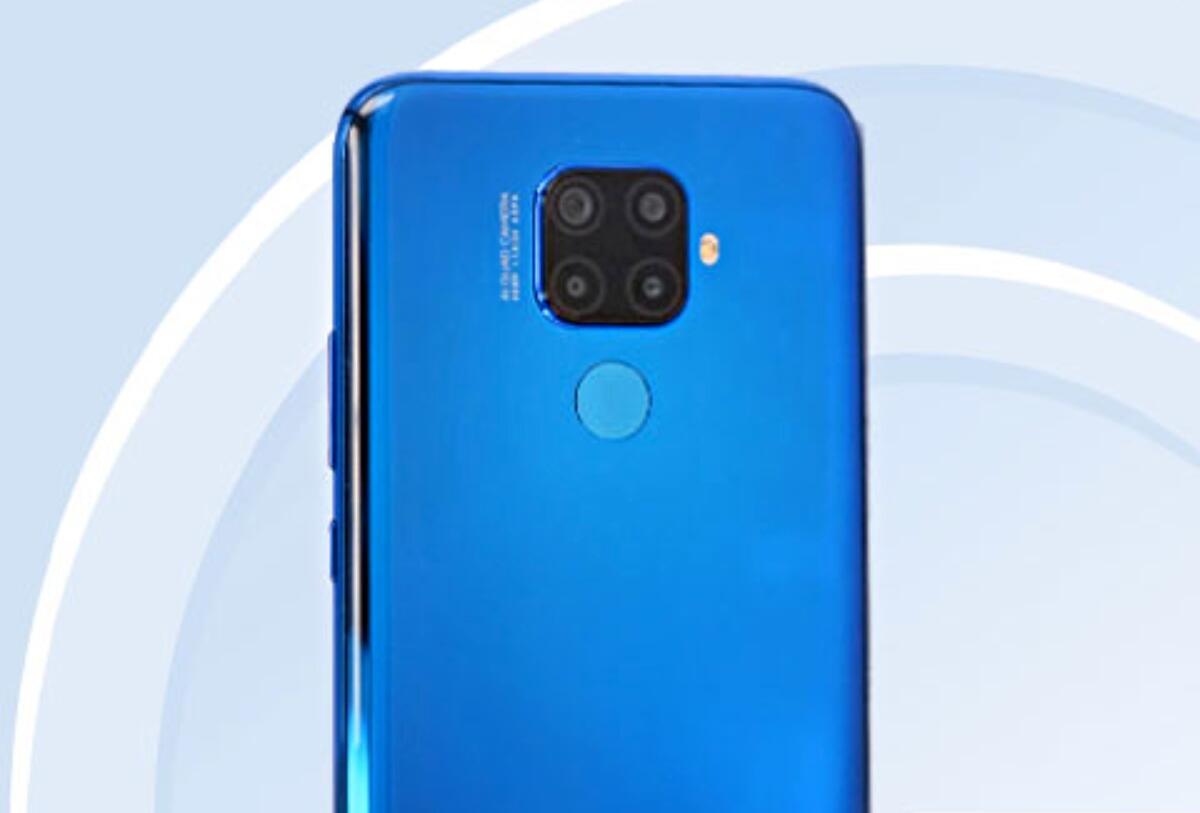 Huawei Mate 30 Lite Leak