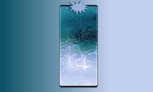 Huawei Mate 30 Pro Front Mockup