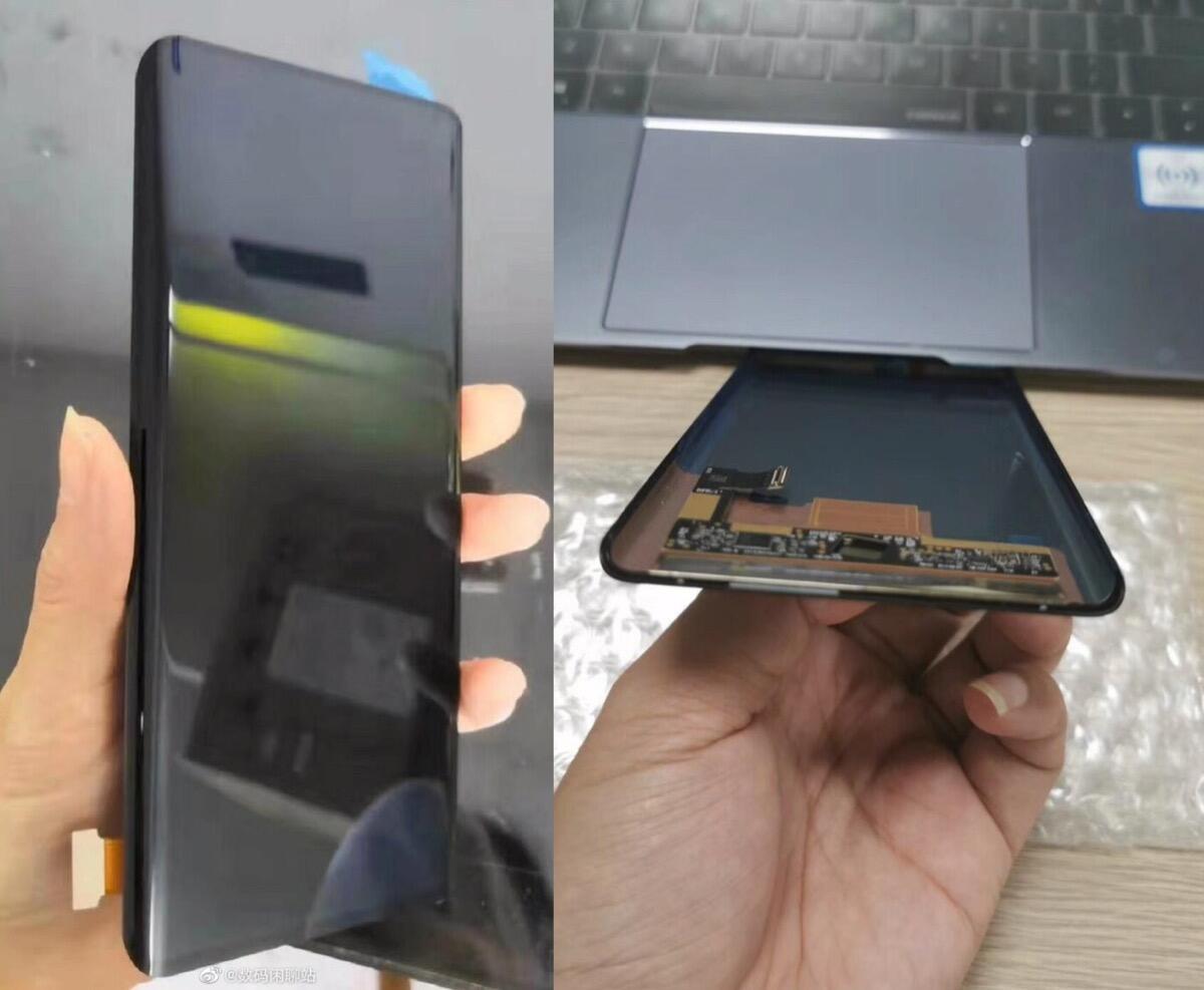 Huawei Mate 30 Pro Frontpanel