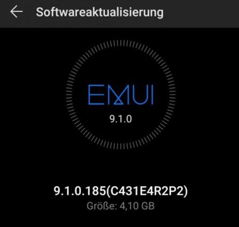 Huawei P30 Pro Juli