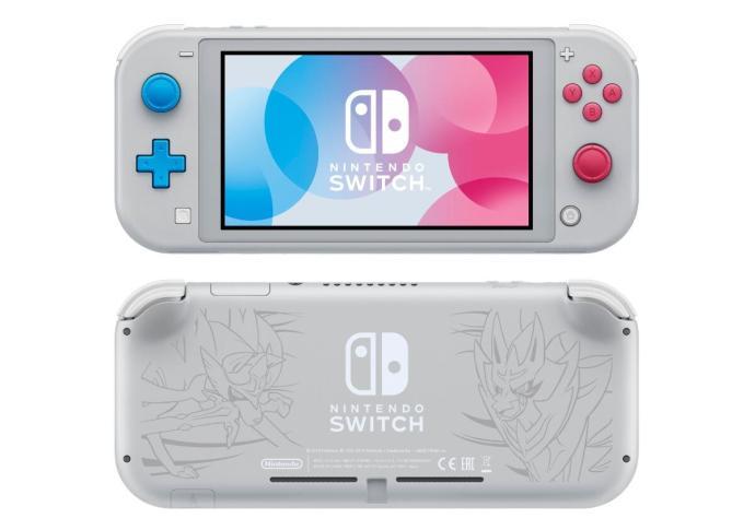Nintendo Switch Lite Pokemon