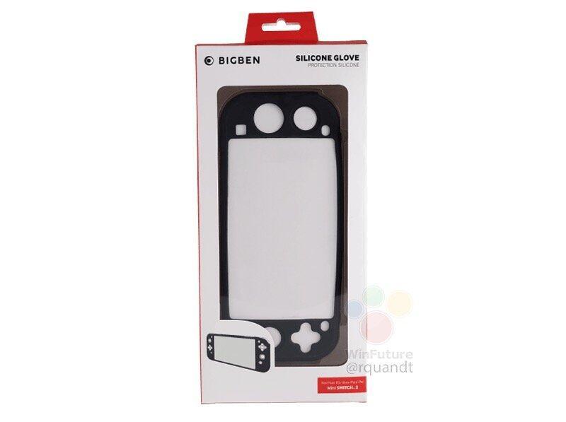 Nintendo Switch Mini Case Bigben Leak