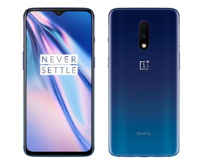 Oneplus 7 Mirror Blue