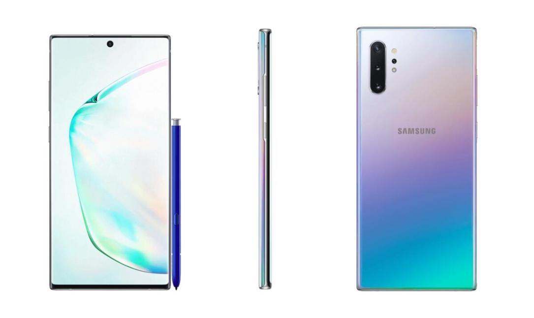 Samsung Galaxy Note 10 Plus Header