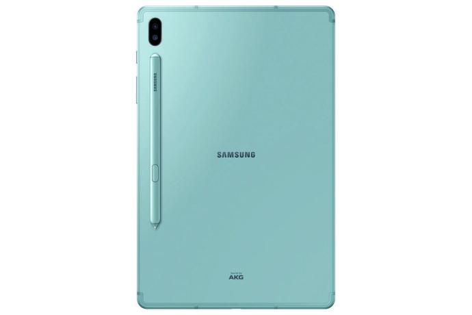 Samsung Galaxy Tab S6 Blau
