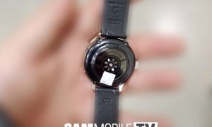 Samsung Galaxy Watch Active 2 Back