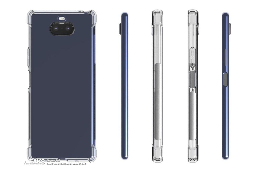 Sony Xperia 20 Leak Case