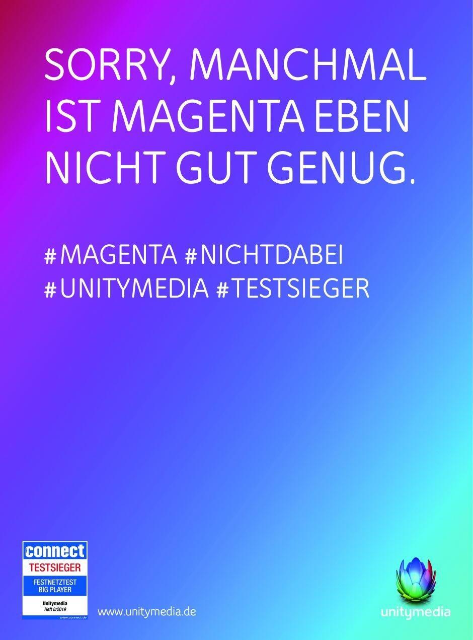 Unitymedia Telekom Werbung