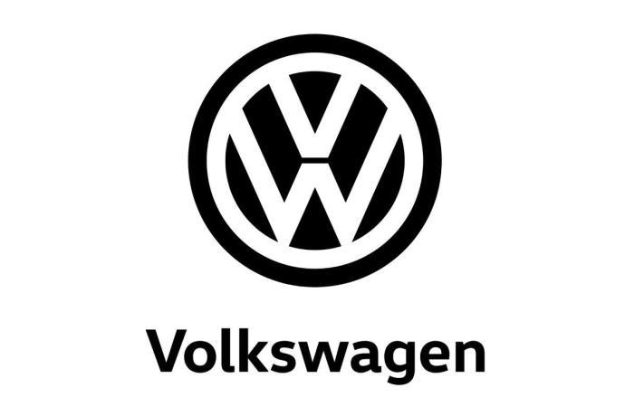 Vw Volkswagen Logo 2019 Header