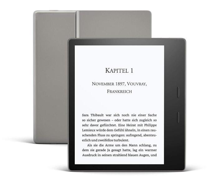 Amazon Kindle Oasis Graphit